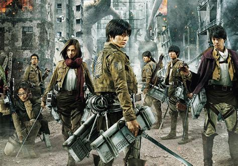 Watch Attack On Titan Part 2 2015 Fantasia 2015 Attack On Titan Le Film Critique Kinephanos