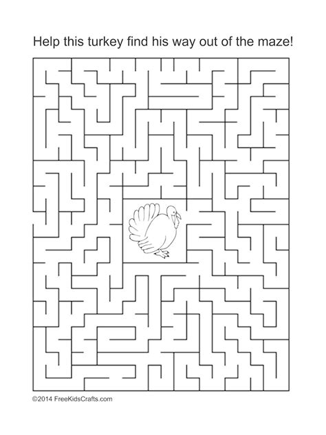 printable mazes for elementary school printable mazes for thanksgiving happy easter