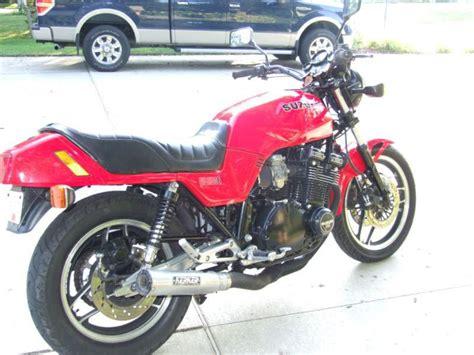 1983 Suzuki Gs1100e Buy 1983 Suzuki Gs1100e On 2040 Motos