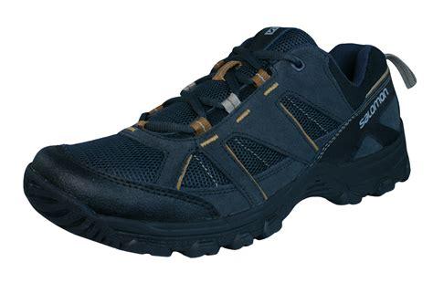 mens hiking sandals reviews salomon cruise mens hiking walking trainers shoes