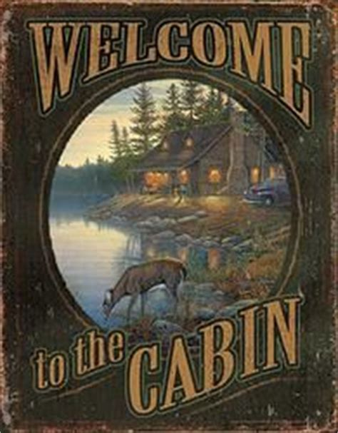 the from the tin cabin books welcome to the looney bin tin sign tin signs