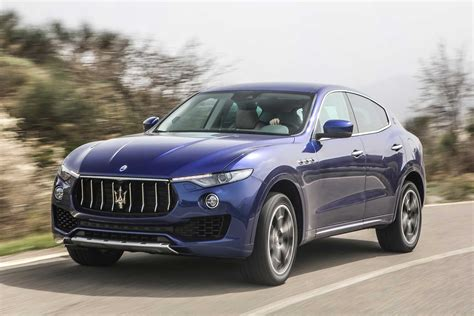 maserati suv 2016 maserati levante review can maserati really an