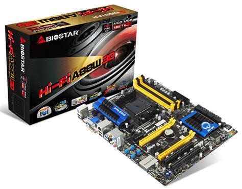 Biostar Hifi A70u3p Socket Fm Fm2 biostar offers support on new amd fm2 quot godavari quot apu