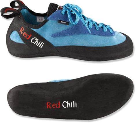 chili spirit climbing shoes chili spirit rock shoes at rei