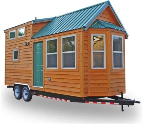 shenandoah 160 sq ft tiny house on wheels