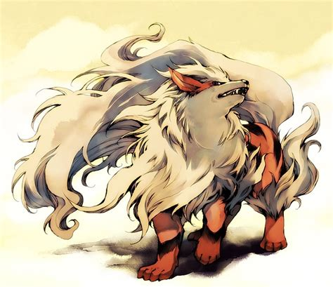 the only pokemon i want a mega form for is arcanine pokemon