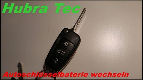 Batteriewechsel Audi A3 by Schl 252 Ssel Batterie Wechseln Audi A3 Auto Bildideen