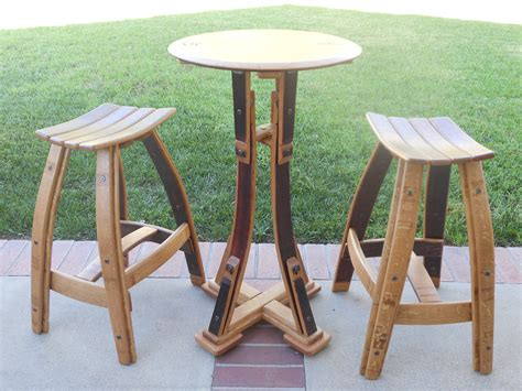 Barrel Stave Stools by Unavailable Listing On Etsy