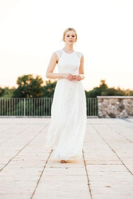 Hochzeitskleid Schlicht Modern by Brautkleider Schlicht Modern Vintage K 252 Ssdiebraut