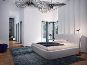Bedroom Fan Modern Ceiling Fan With Great Effects For Your Rooms