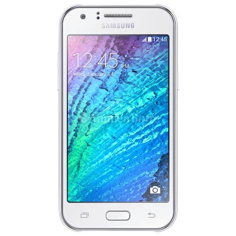 Samsung J1 White Smartphone samsung galaxy j1 duos white bij vanden borre gemakkelijk