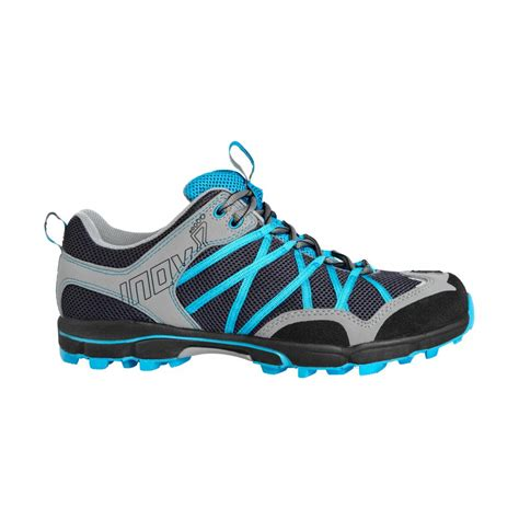 walking and running shoes roclite 268 grey blue trail running and walking shoes
