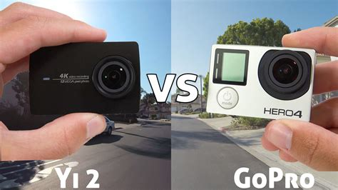 Xiaomi Yi xiaomi yi 2 4k review vs gopro 4k