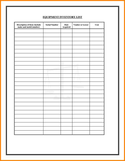 supply list template office supply checklist template ticket templates