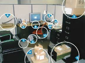 Open Top File Cabinet Safety Hazards In An Office Setting