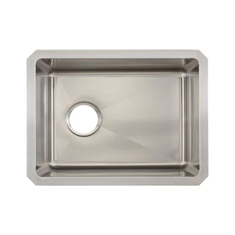 Narrow Kitchen Sinks 15 Quot Optimum Narrow Stainless Steel Undermount Sink Undermount Kitchen Sinks Kitchen Sinks