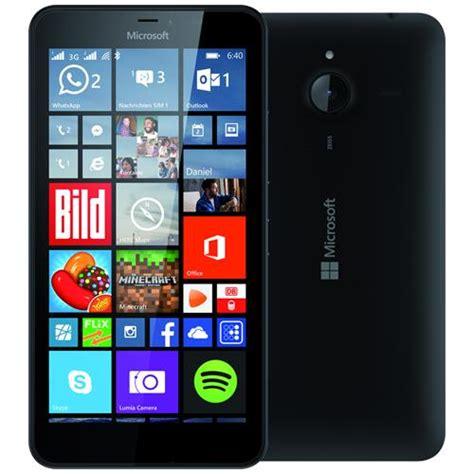 Microsoft Lumia640 Xl microsoft lumia 640 xl dual sim black smartphone