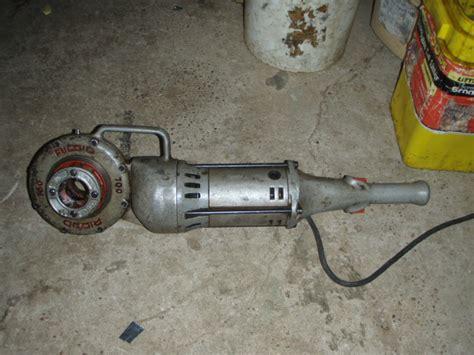 ridgid bench grinder 080809