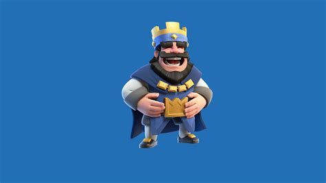 clash royale pictures 2048 x 1158 2048x1152 clash royale blue king 2048x1152 resolution hd