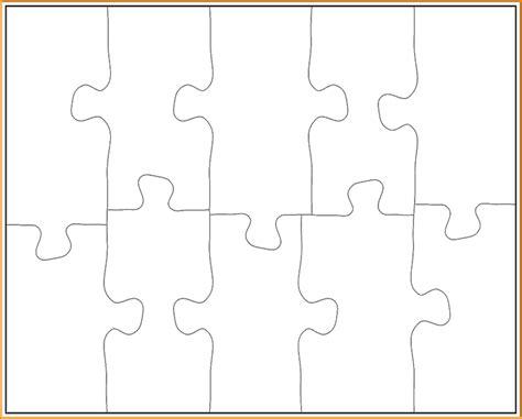 8 x 10 inch 10 piece puzzle