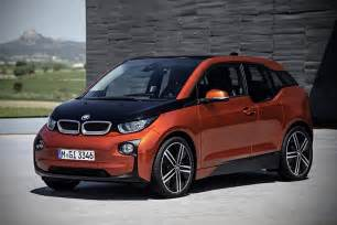 Electric Cars By Bmw Bmw I3 Electric Car Mikeshouts