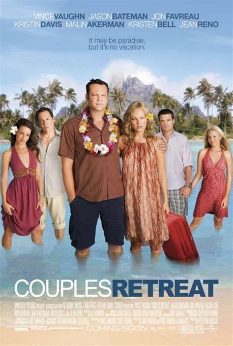Where Is The Resort In Couples Retreat Couples Retreat Poster Trailer