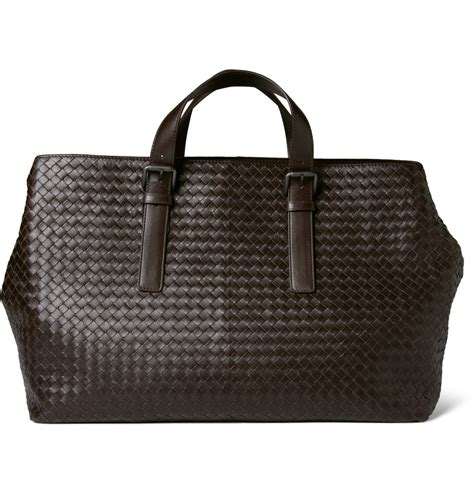 Botegga Venetta by Bottega Veneta S Intrecciato Leather Holdall S Bags