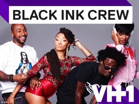 New York Tattoo Reality Show | asabi barner suing black ink tattoo parlor from vh1 after