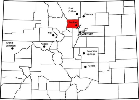 Boulder County Assessor S Office by Boulder County Tam Valuation Services