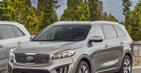 Kia Sorento Recall by Kia Sorento Recall Affects 377 000 Cars Ny Daily News