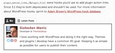 awesome biography for facebook 11 of the best wordpress author bio plugins