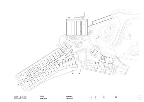 Drawing Floor Plan gallery of lone hotel 3lhd 27