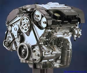 2 5 L Ford Engine Drivingenthusiast 2 5 Dohc V 6