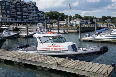 jamestown ri fire boats - Boat Dock Jamestown