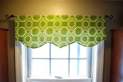Window Valance   Easy Window Valance Ideas   YouTube