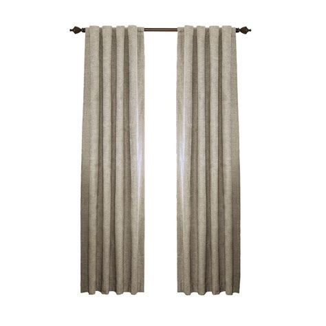 curtains 108 length sound asleep national sleep foundation room darkening grey