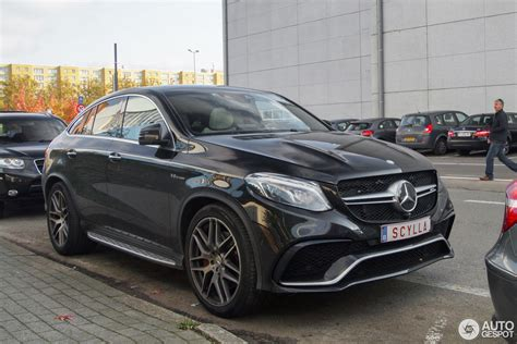 Mercedes Gle 63 Amg by Mercedes Amg Gle 63 S Coup 233 31 Januari 2017 Autogespot