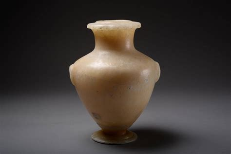 Vessel Vase by Ancient Alabaster Vase Vessel 250 Bc For Sale At 1stdibs