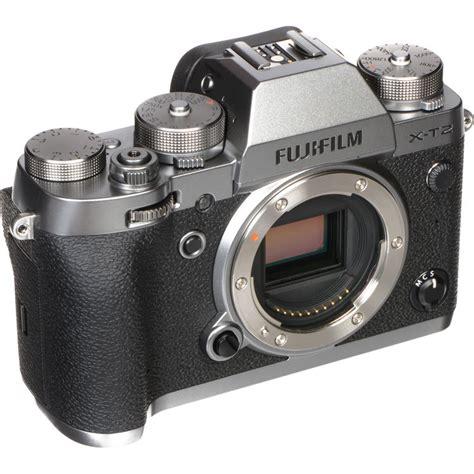 Fujifilm Fuji X T2 Graphite fujifilm x t2 mirrorless digital only