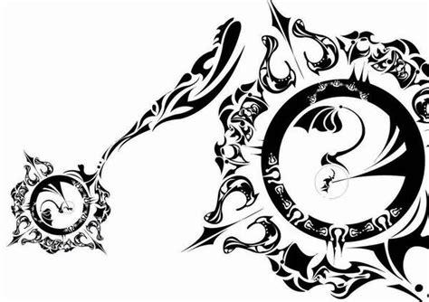 compass tribal tattoo tribal compass tattoos
