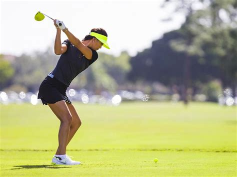 michelle wie golf swing 10 facts about women s golf that you probably didn t know