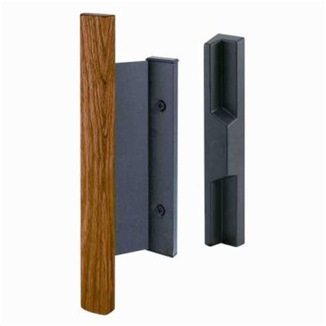 Sliding Glass Door Handle Home Depot Prime Line Surface Mounted Sliding Glass Door Handle Set C