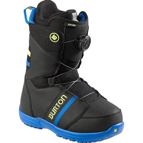 snow board boots burton zipline boa snowboard boots kid s 2015 evo