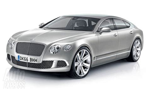 bentley coupe 4 door bentley cars news bentley to release four door coupe
