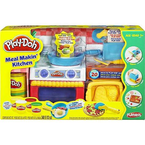 play doh cuisine play doh with food meal makin kitchen toys quot r quot us