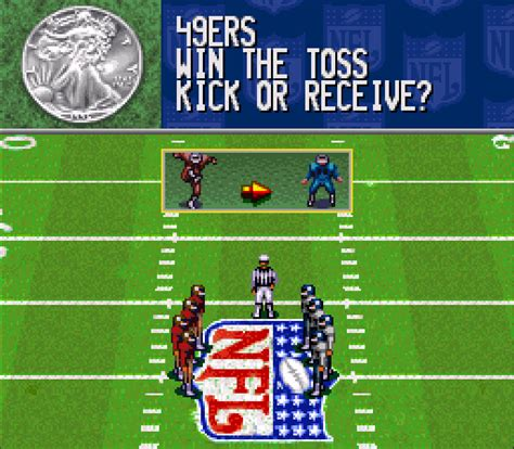 nfl quarterback club  game gamefabrique