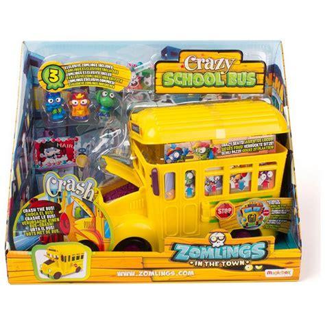 barco pirata zomblings buy zomlings series 5 crazy school bus at argos co uk