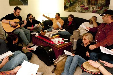 The Living Room Church by On Being Home Church Fellowship In The Living Room