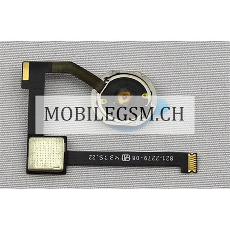 Home Knopf Touchid In Weiss F 252 R Air 2 Mobilegsm