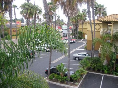 view from our room picture of wyndham garden san diego